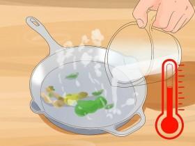 开水烫碗能杀菌吗?