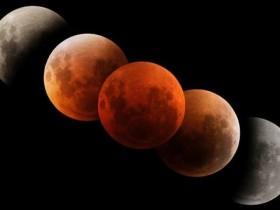 """天狗、蟾蜍和""""暗虚""""——古代中国人怎么解释月食现象"""