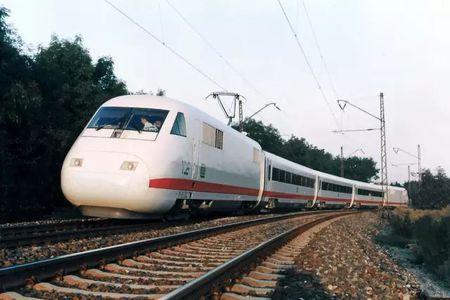 德国是世界上实验高铁最早的国家?德国铁路的提速之旅