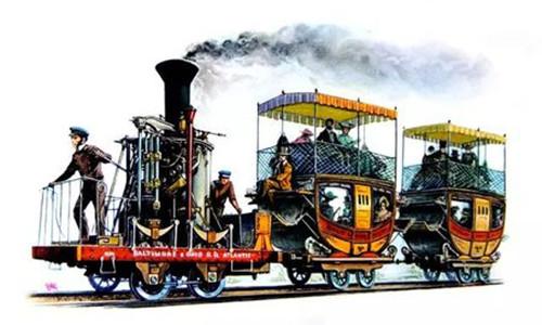 法国高铁研发之前的岁月