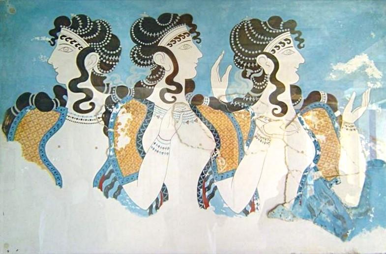 古希腊文明另有其源