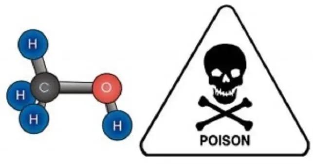 浙江大伯误服85度甲醇消毒液中毒?甲醇可用作消毒液吗?