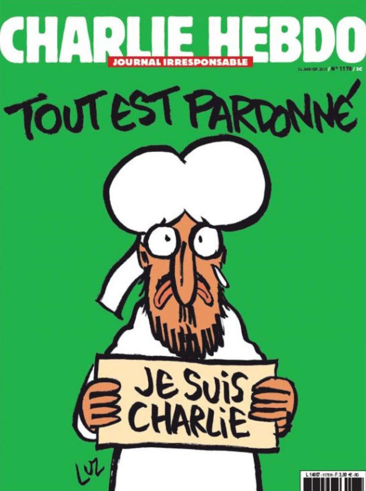 《查理周刊》、教皇和言论自由